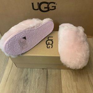 UGG Shoes - NIB UGG Fluff Clog Slippers